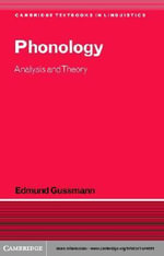 Phonology - Edmund Gussmann