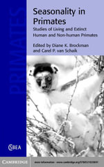 Seasonality in Primates