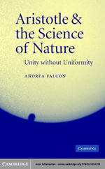 Aristotle and the Science of Nature - Andrea Falcon