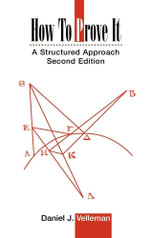 How to Prove It : A Structured Approach - Daniel J. Velleman