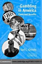 Gambling in America - Earl L. Grinols