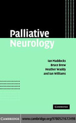 Palliative Neurology - Ian Maddocks