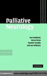 Palliative Neurology - Ian Maddocks