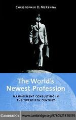 The World's Newest Profession - Christopher D. McKenna