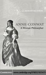 Anne Conway - Sarah Hutton