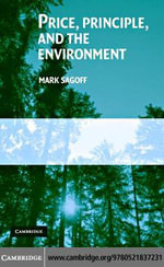 Price Principle Environment - Mark Sagoff