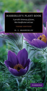 Mabberley's Plant-book - David J. Mabberley
