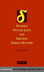 Olympic Victor Lists and Ancient Greek History - Paul Christesen