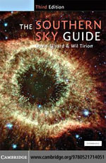 The Southern Sky Guide - David Ellyard