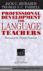 Professional Development for Language Teachers - Jack C. Richards