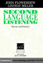 Second Language Listening - John Flowerdew