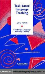 Task-Based Language Teaching - David Nunan