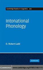 Intonational Phonology - D. Robert Ladd