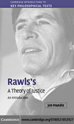 Rawls's 'A Theory of Justice' - Jon Mandle