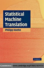Statistical Machine Translation - Philipp Koehn