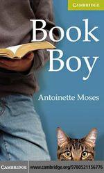 Book Boy Starter/Beginner - Antoinette Moses
