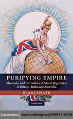 Purifying Empire - Deana Heath
