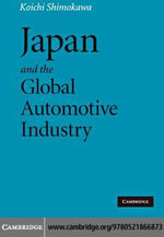 Japan and the Global Automotive Industry - Koichi Shimokawa
