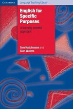 English for Specific Purposes - Tom Hutchinson