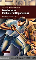 Deadlocks in Multilateral Negotiations