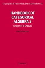 Handbook of Categorical Algebra - Francis Borceux