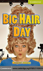 Big Hair Day Starter/Beginner - Margaret Johnson