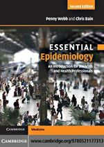 Essential Epidemiology - Penny Webb