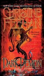 Dark Demon (USA EDITION) : Dark Series : Book 16 - Christine Feehan
