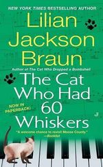 The Cat Who Had 60 Whiskers : Cat Who... (Paperback) - Lilian Jackson Braun