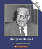 Thurgood Marshall : Rookie Biographies (Paperback) - Christine Taylor-Butler