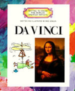 Da Vinci : Getting to Know the World's Greatest Artists (Paperback) - Mike Venezia