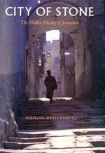 City of Stone : The Hidden History of Jerusalem - Meron Benvenisti