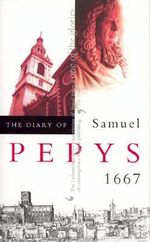 The Diary of Samuel Pepys : 1667 v. 8 - Samuel Pepys