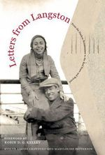 Letters from Langston : From the Harlem Renaissance to the Red Scare and Beyond - Langston Hughes