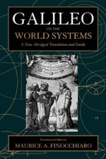Galileo on the World Systems : A New Abridged Translation and Guide - Galileo Galilei