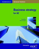 Business Strategy for A2 - David Dyer
