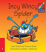 Incy Wincy Spider ELT Edition - Kate Ruttle