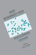 Basic Mutagenicity Tests : UKEMS Recommended Procedures