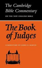 The Book of Judges - James D. Martin