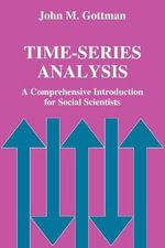 Time-series Analysis : A Comprehensive Introduction for Social Scientists - Ph.D. John M. Gottman