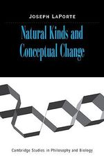 Natural Kinds and Conceptual Change - Joseph LaPorte