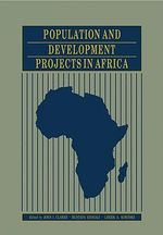 Population and Development Projects in Africa - John Innes Clarke
