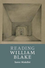 Reading William Blake : Cambridge Introductions to Literature (Paperback) - Saree Makdisi