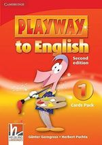 Playway to English Level 1 Cards Pack : Level 1 - Gunter Gerngross