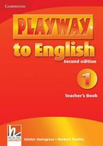 Playway to English Level 1 Teacher's Book : Level 1 - Gunter Gerngross