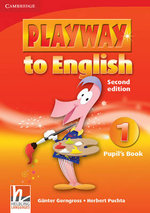 Playway to English Level 1 Pupil's Book : Level 1 - Gunter Gerngross