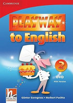 Playway to English Level 2 DVD Ntsc : Playway to English - Gunter Gerngross