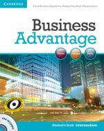Business Advantage Intermediate Student's Book with DVD : Business Advantage - Almut Koester