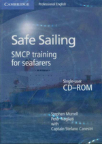 Safe Sailing CD-ROM : SMCP Training for Seafarers : Elimentary to Intermediate - Stephen Murrell