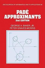 Pade Approximants - George A. Baker